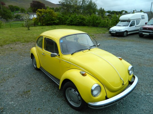 VW Beetle - Lune Valley Vintage and Classic